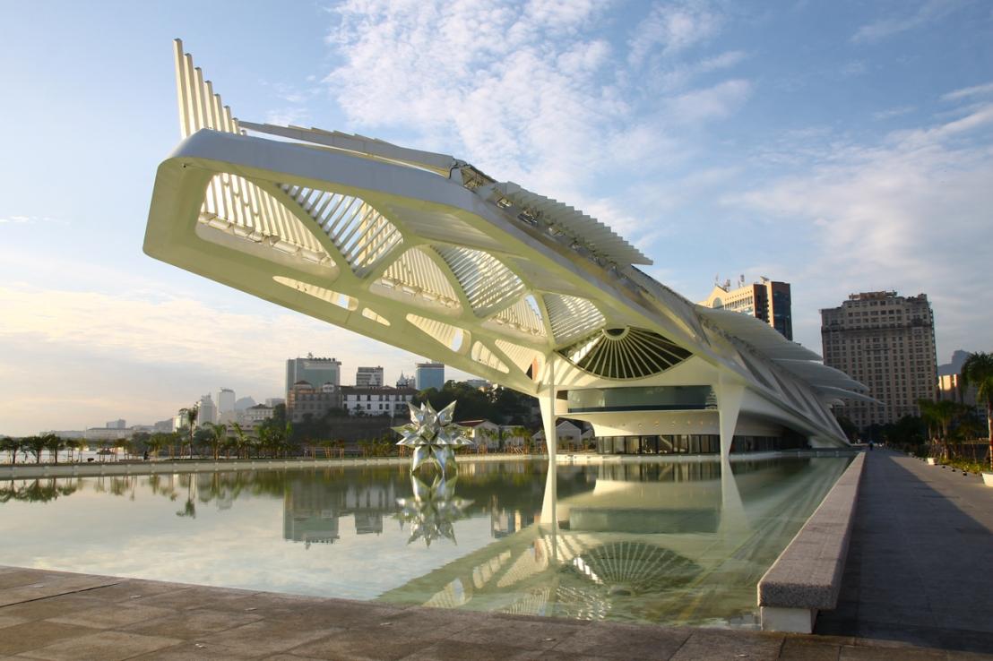 Rio de Janeito Museu do Amanha